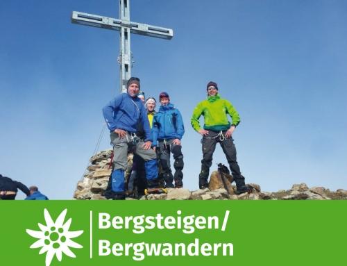 Zum 10. Mal Schneeschuhtouren im Naturpark Rieserferner, Südtirol, 2021