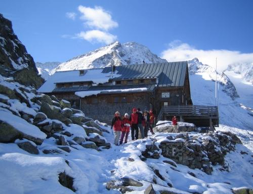 Kasseler Hütte geschlossen – Infos zum Winterraum