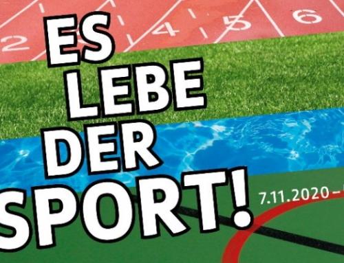 """Sonderausstellung """"Es lebe der Sport"""" im Stadtmuseum Kassel"""