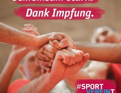 Impf-Appell des Landessportbundes Hessen